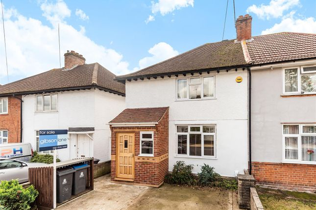 Thumbnail Semi-detached house to rent in Porchester Road, Norbiton, Kingston Upon Thames