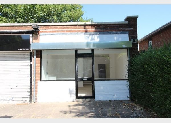 Thumbnail Retail premises to let in Brigfield Rd, Billesley, Birmingham