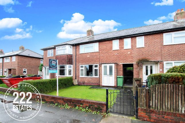Thumbnail Terraced house for sale in Statham Avenue, Warrington