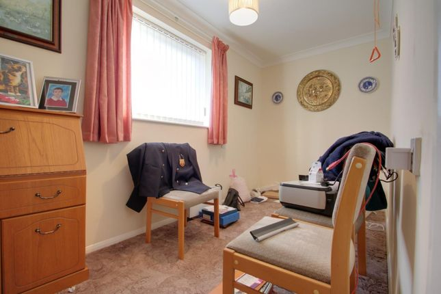 Bedroom Two of Olivers Court, Olivers Close, Clacton-On-Sea CO15