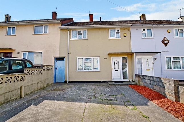 3 bed terraced house for sale in Crosscombe Drive, Bristol BS13