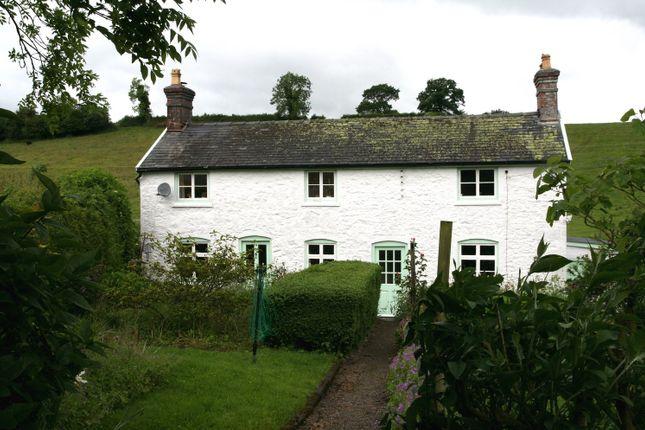 Thumbnail Cottage for sale in Belan, Welshpool
