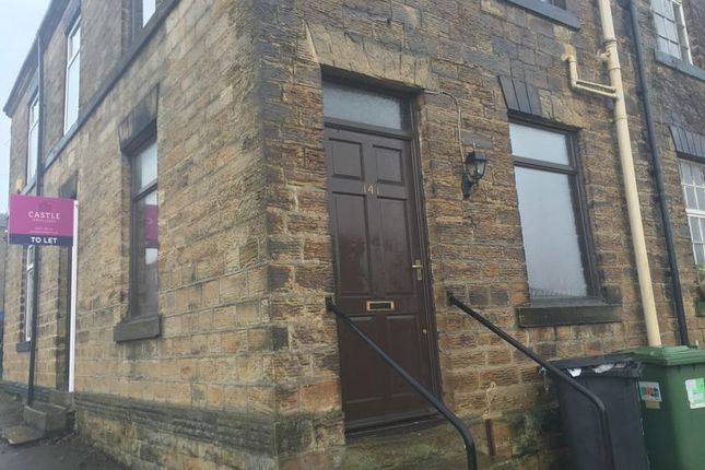 Thumbnail End terrace house to rent in Halifax Road, Halifax