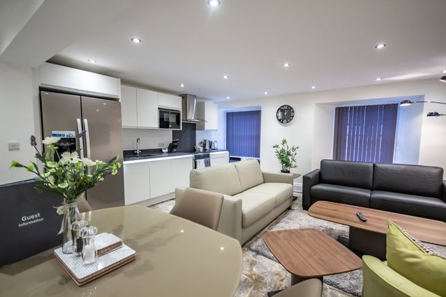 Thumbnail Flat to rent in Sandringham, 1 The Crescent, Plymouth