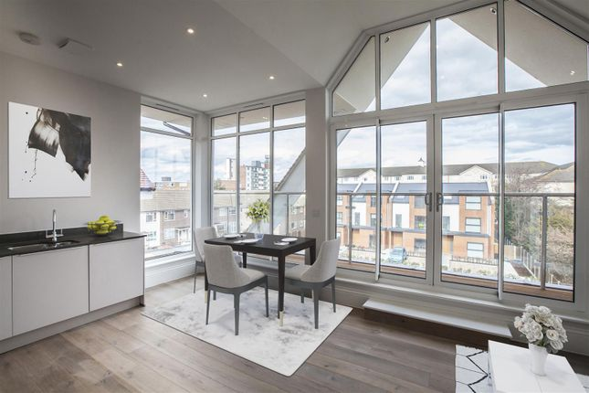 Thumbnail Flat for sale in St Hilda's Mews, Chalkwell, Westcliff-On-Sea