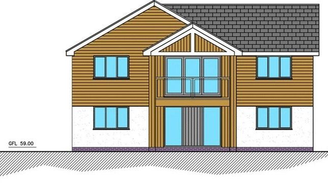 Thumbnail Detached house for sale in Bella Vista Gardens, Truro Hill, Penryn