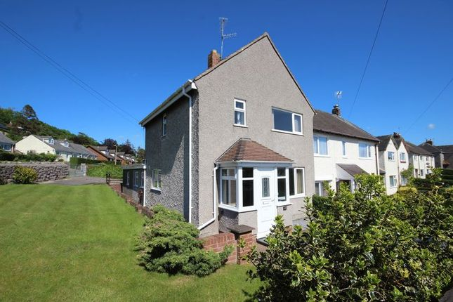 Thumbnail Terraced house for sale in Park Drive, Deganwy, Conwy