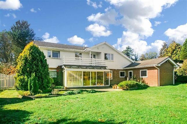 Thumbnail Detached house for sale in Woodcote Park Avenue, Woodcote Estate, Purley, Surrey