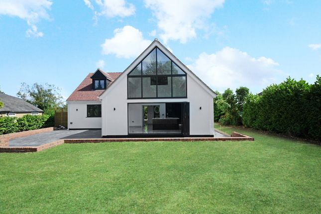 Thumbnail Detached house for sale in Green Gates, Tylers Road, Harlow, Essex
