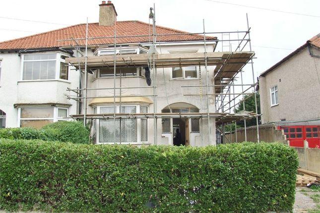 Thumbnail Semi-detached house for sale in Ingram Road, Thornton Heath