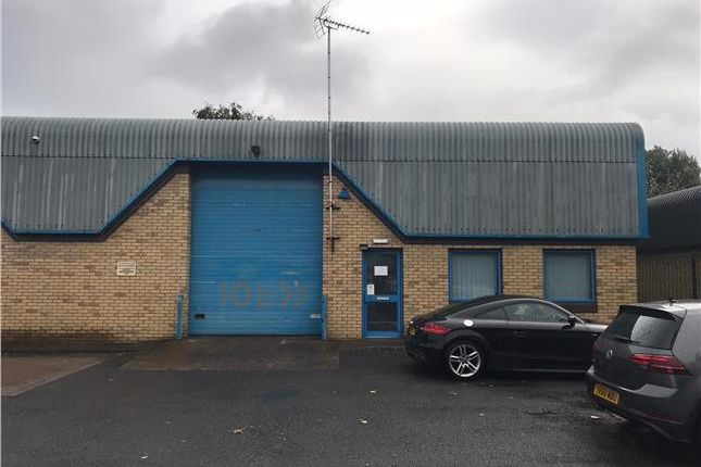 Thumbnail Industrial for sale in Harrier Road, Humber Bridge Industrial Estate, Barton Upon Humber, North Lincolnshire