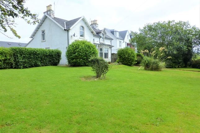 Thumbnail Property for sale in Glenlea 47 Edward Street, Dunoon