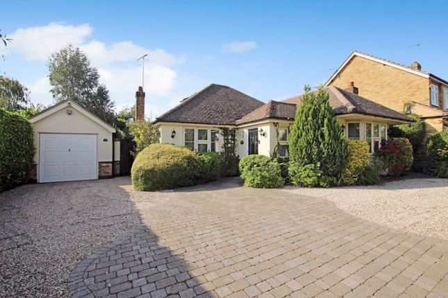 3 bed detached bungalow for sale in Swan Lane, Runwell, Wickford SS11