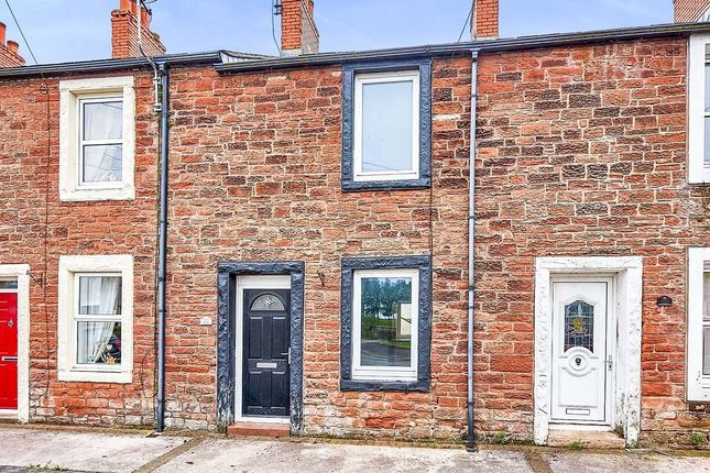 Thumbnail Terraced house to rent in Allhallows Terrace, Fletchertown, Wigton