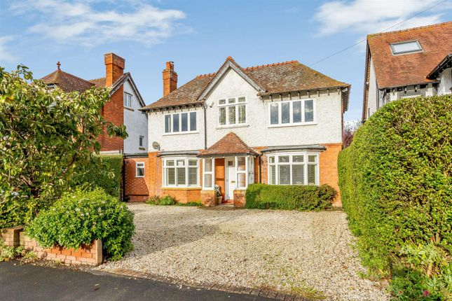 Thumbnail Detached house for sale in Banbury Road, Stratford-Upon-Avon, Warwickshire