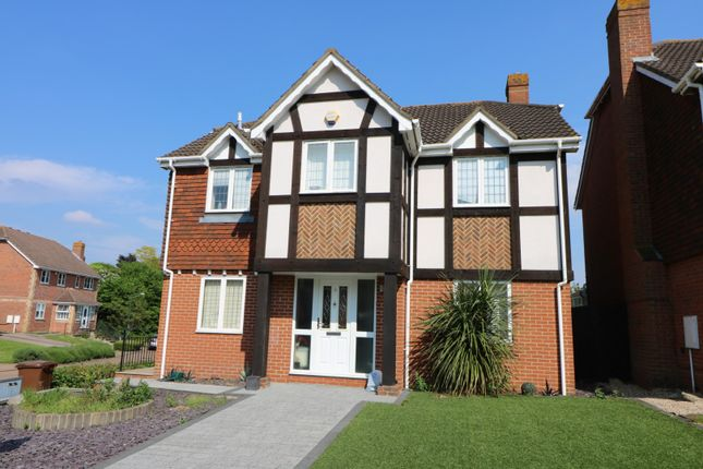 Thumbnail Detached house for sale in Richborough Drive, Strood