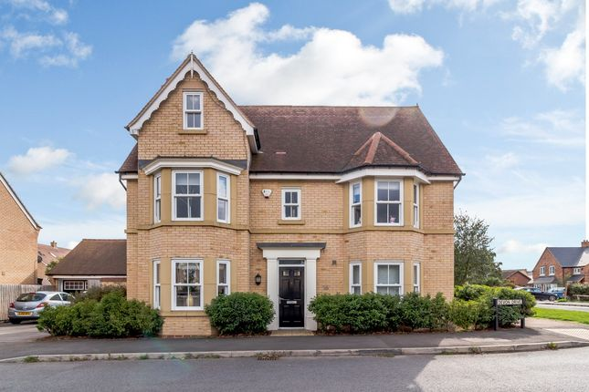 Thumbnail Detached house for sale in Devon Drive, Biggleswade, Central Bedfordshire