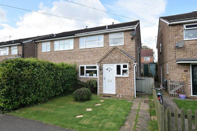 Thumbnail Semi-detached house to rent in Sherrard Close, Whissendine, Oakham