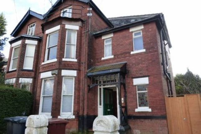 Thumbnail Flat to rent in Oak Avenue, Chorlton, Manchester