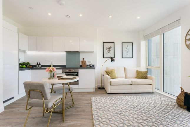 Kitchen/ Living Area (Main)