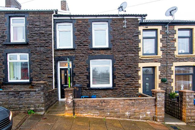 3 bed terraced house for sale in Thomas Street, Treharris CF46