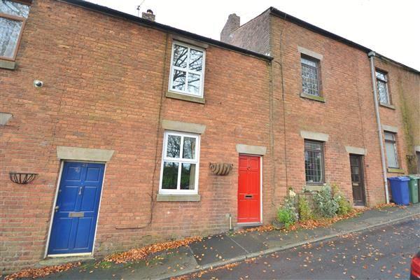 Thumbnail Cottage to rent in Meadow Street, Wheelton, Chorley