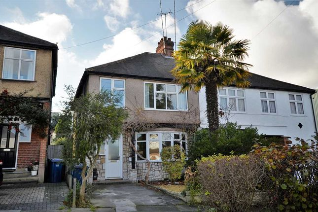 Thumbnail Semi-detached house for sale in Ryhope Road, New Southgate