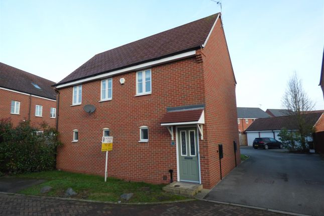 Thumbnail Detached house to rent in Drew Court, Ashby-De-La-Zouch