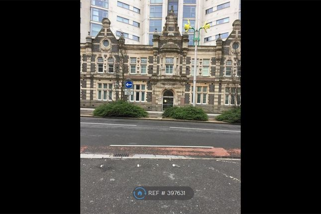 Thumbnail Flat to rent in Altolusso, Cardiff