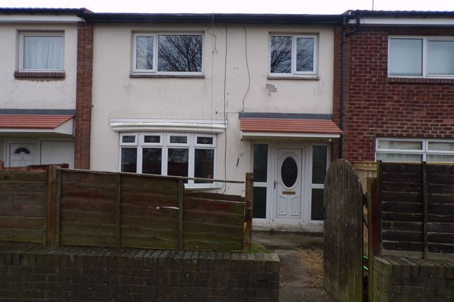 Thumbnail Terraced house for sale in Rowsley Road, Jarrow