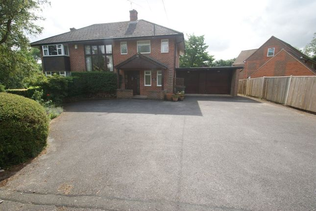 Thumbnail Detached house to rent in Rooksbury Road, Andover