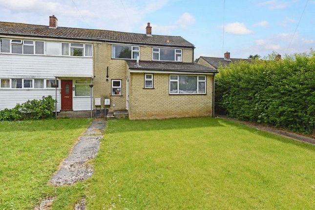 Thumbnail End terrace house for sale in Pennys Hatch, Kingsclere, Newbury