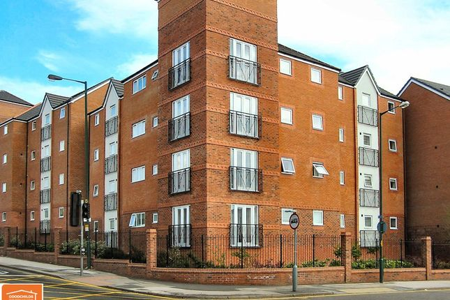 Thumbnail 1 bed flat to rent in Terret Close, Walsall
