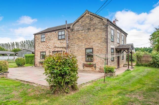 Thumbnail Detached house for sale in Redmoor Bank, Elm, Wisbech