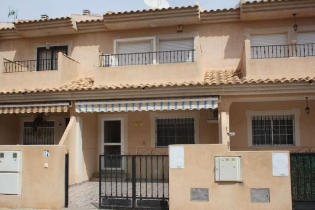 3 bed town house for sale in Playa Paraiso, Murcia, Spain