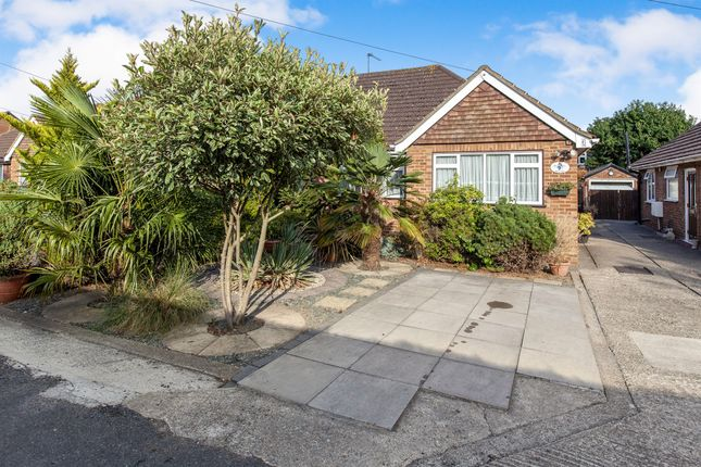 Thumbnail Semi-detached bungalow for sale in Poplar Close, Colnbrook, Slough
