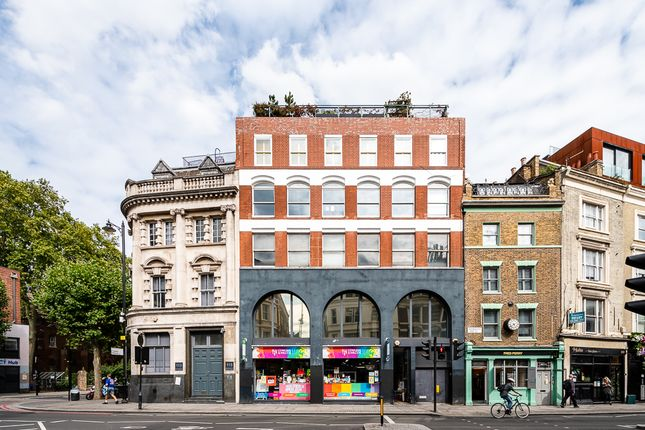 Thumbnail Flat to rent in 111 Shoreditch High Street, London
