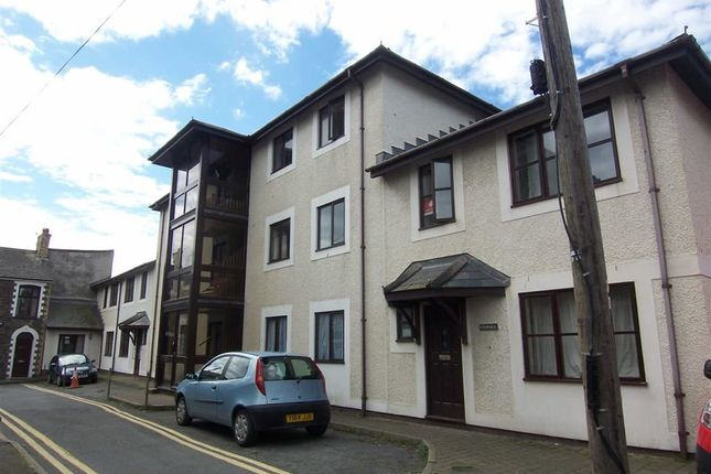Thumbnail Flat to rent in Plas Mair, Aberystwyth