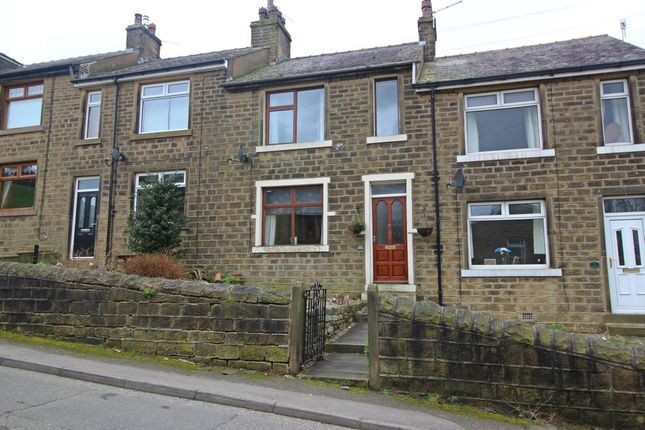 Thumbnail Terraced house for sale in Linfit Lane, Linthwaite, Huddersfield