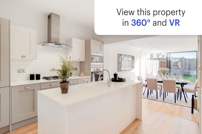 Thumbnail Terraced house for sale in Wragby Road, Leytonstone, London.