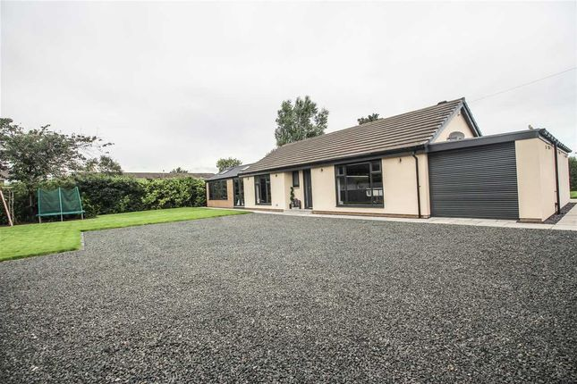 Thumbnail Bungalow for sale in Hesleyside, South Farm, Cramlington
