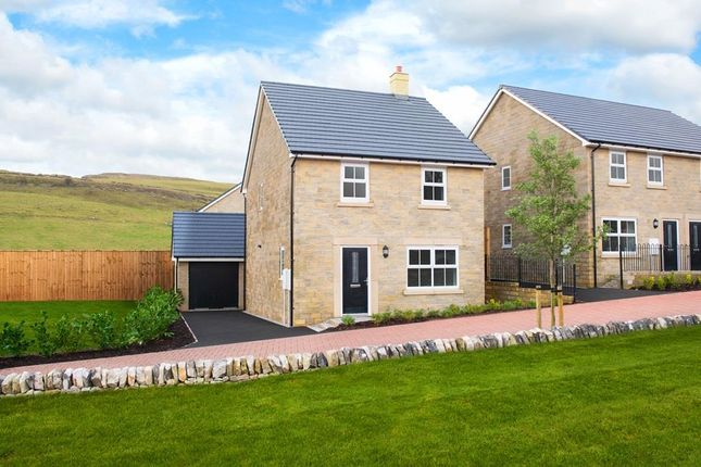 """Thumbnail Detached house for sale in """"Chester"""" at Burlow Road, Harpur Hill, Buxton"""
