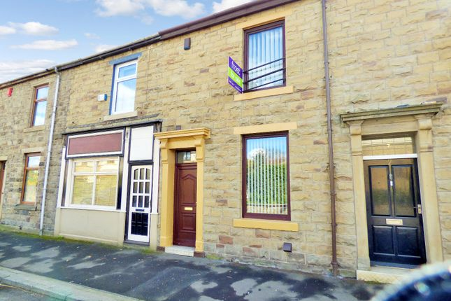 Thumbnail Terraced house for sale in Whalley Road, Read, Read