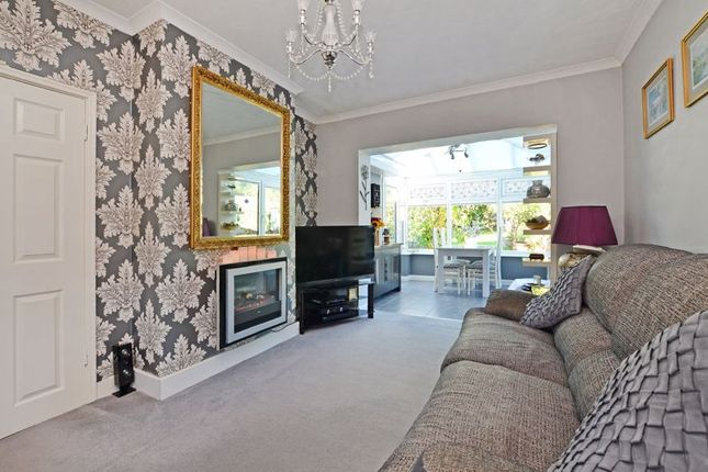 Living Room of Browning Drive, Fox Hill, Sheffield S6