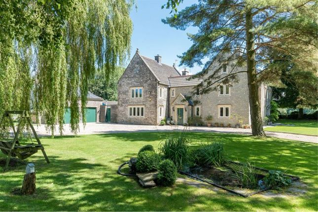 Thumbnail Detached house for sale in Ston Easton, Somerset