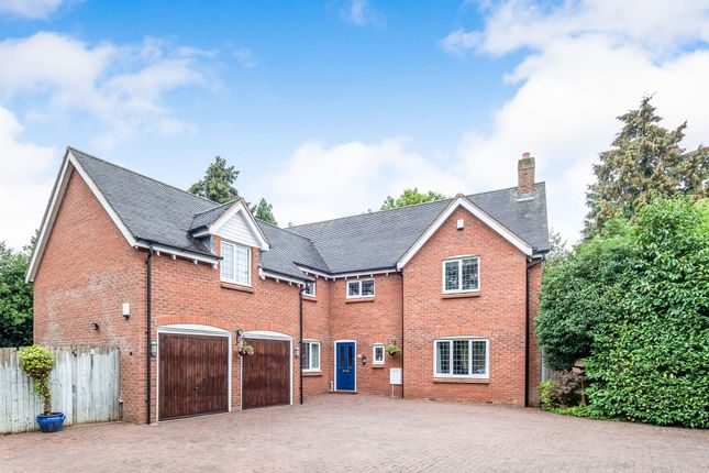Thumbnail Detached house for sale in Cromwell Lane, Coventry