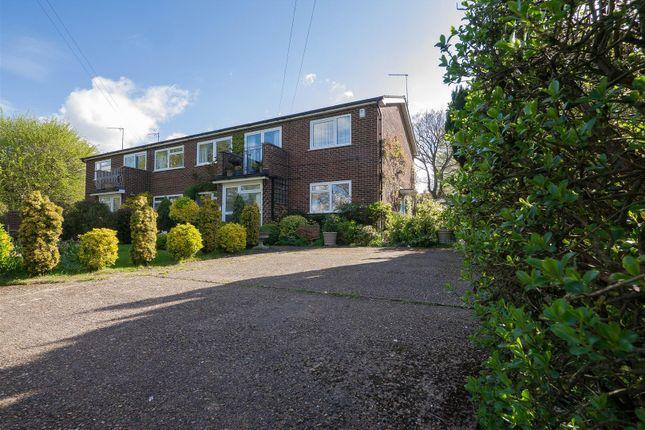Thumbnail Maisonette for sale in London Road, Hertford Heath, Hertford