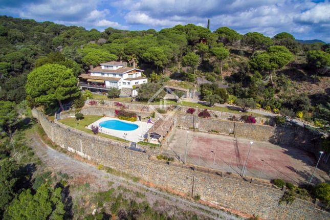 Thumbnail Villa for sale in Spain, Barcelona North Coast (Maresme), Sant Andreu De Llavaneres, Mrs8098