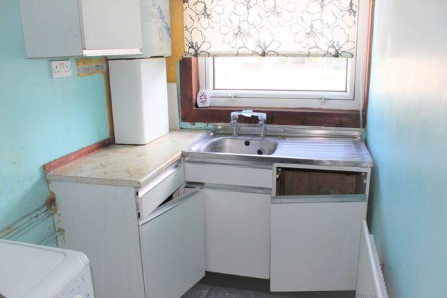 Kitchen of South Barrwood Road, Kilsyth, North Lanarkshire G65
