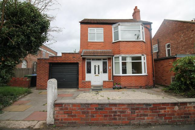 Thumbnail Detached house to rent in Dorclyn Avenue, Urmston, Manchester